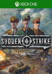 Buy Cheap Sudden Strike 4 XBOX ONE CD Key