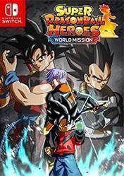Buy Cheap Super Dragon Ball Heroes World Mission NINTENDO SWITCH CD Key