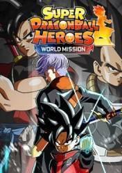 Buy Cheap Super Dragon Ball Heroes World Mission PC CD Key