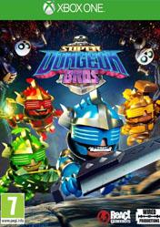 Buy Cheap Super Dungeon Bros XBOX ONE CD Key