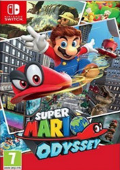 Buy Super Mario Odyssey NINTENDO SWITCH CD Key