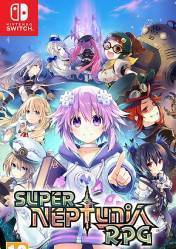 Buy Cheap Super Neptunia RPG NINTENDO SWITCH CD Key