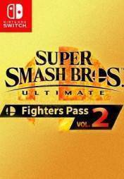 Buy Cheap Super Smash Bros Fighter Pass Vol. 2 NINTENDO SWITCH CD Key