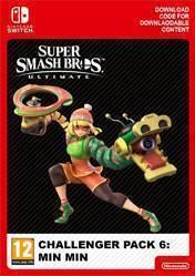 Buy Cheap Super Smash Bros Ultimate Challenger Pack 6 NINTENDO SWITCH CD Key