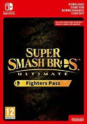 Buy Super Smash Bros Ultimate Fighters Pass DLC NINTENDO SWITCH CD Key