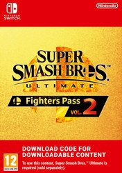 Buy Cheap Super Smash Bros Ultimate Fighters Pass Vol 2 NINTENDO SWITCH CD Key
