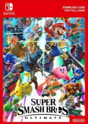 Buy Cheap Super Smash Bros Ultimate NINTENDO SWITCH CD Key
