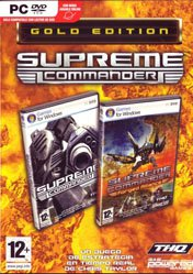 Buy Supreme Commander Gold Edition pc cd key for Steam