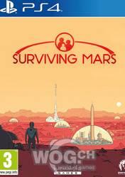 Buy Cheap Surviving Mars PS4 CD Key
