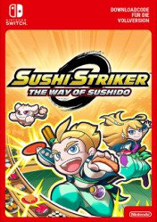Buy Cheap Sushi Striker: The Way of Sushido NINTENDO SWITCH CD Key