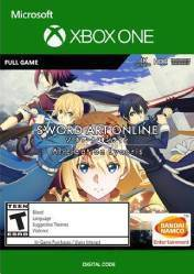 Buy Cheap SWORD ART ONLINE Alicization Lycoris XBOX ONE CD Key