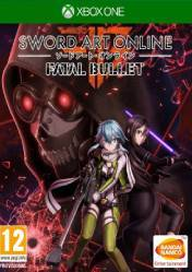 Buy Cheap SWORD ART ONLINE: Fatal Bullet XBOX ONE CD Key