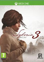 Buy Cheap Syberia 3 XBOX ONE CD Key