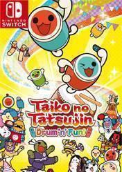 Buy Cheap Taiko no Tatsujin DrumnFun NINTENDO SWITCH CD Key