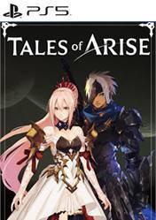 Buy Cheap Tales of Arise PS5 CD Key