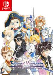 Buy Cheap Tales of Vesperia: Definitive Edition NINTENDO SWITCH CD Key