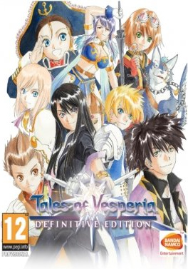 Buy Tales of Vesperia: Definitive Edition pc cd key for Steam