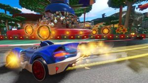 Team Sonic Racing delayed to spring 2019