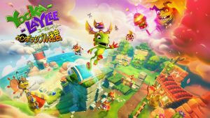 Team17 reveals the next Yooka-Laylee adventure will launch on October 8
