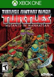 Buy Teenage Mutant Ninja Turtles Mutants in Manhattan Xbox One