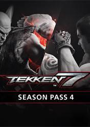 Buy Cheap TEKKEN 7 Season Pass 4 PC CD Key