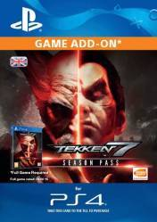 Buy TEKKEN 7 Season Pass PS4