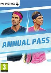 Buy Cheap Tennis World Tour 2 Annual Pass PC CD Key