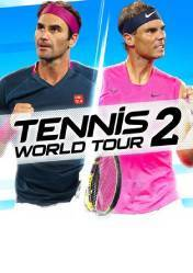 Buy Cheap Tennis World Tour 2 PC CD Key