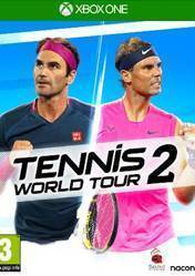 Buy Cheap Tennis World Tour 2 XBOX ONE CD Key