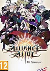 Buy Cheap The Alliance Alive HD Remastered PC CD Key