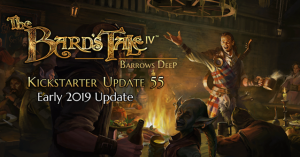 The Bard's Tale IV expands to the Director's Cut version in June 2019