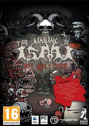 Buy Cheap The Binding of Isaac Unholy Edition + Wrath of Lamb PC CD Key