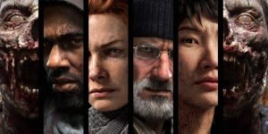The closed beta of Overkill's The Walking Dead will begin on October 9th