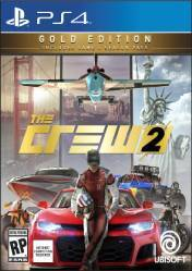 Buy The Crew 2 Gold Edition PS4