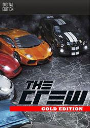 Buy The Crew Gold Edition PC CD Key