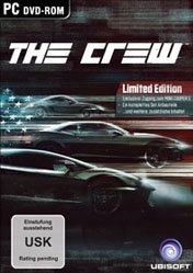 Buy The Crew Limited Edition PC CD Key