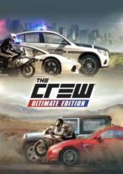 Buy The Crew Ultimate Edition PC CD Key