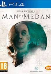 Buy The Dark Pictures Anthology: Man of Medan PS4