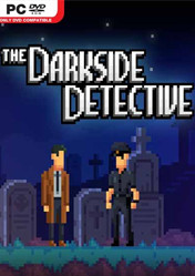 Buy The Darkside Detective PC CD Key