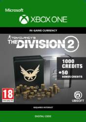 Buy Cheap The Division 2 1050 Credits XBOX ONE CD Key