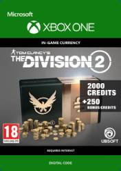 Buy The Division 2 2250 Credits Xbox One