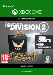 Buy Cheap The Division 2 4100 Credits XBOX ONE CD Key