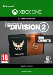 Buy Cheap The Division 2 500 Credits XBOX ONE CD Key