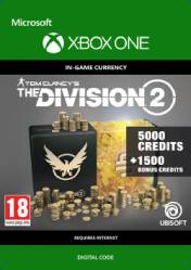 Buy Cheap The Division 2 6500 Credits XBOX ONE CD Key