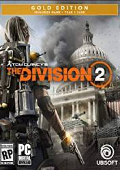 Buy The Division 2 Gold Edition pc cd key for Uplay
