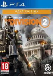 Buy The Division 2 Gold Edition PS4 CD Key
