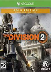 Buy The Division 2 Gold Edition XBOX ONE CD Key