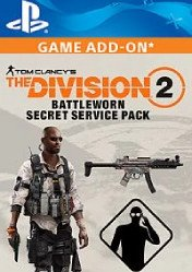 Buy The Division 2 The Battleworn Secret Service Pack PS4 CD Key