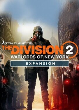 Buy The Division 2 Warlords of New York pc cd key for Uplay