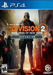 Buy The Division 2 Warlords of New York PS4